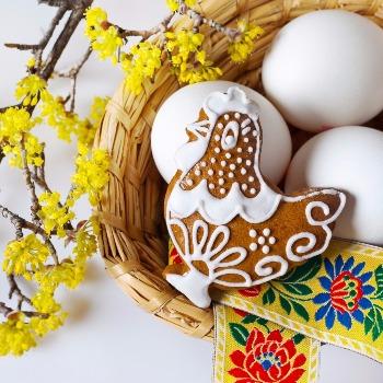 Velikonoční vajíčka patří mezi mocné symboly Velikonoc