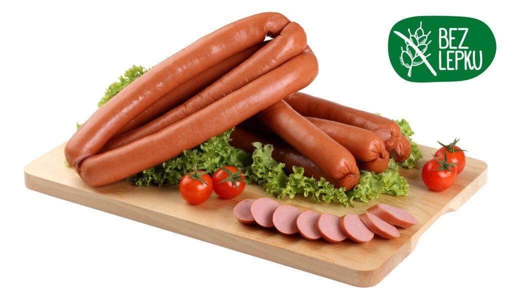 Hot dog párky MP Krásno