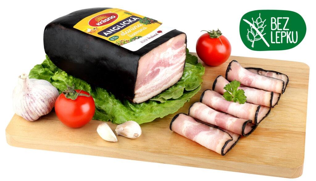 anglická slanina lisovaná MP krásno