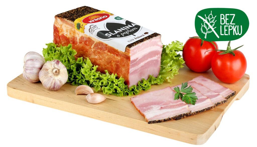 slanina s pepřem MP Krásno