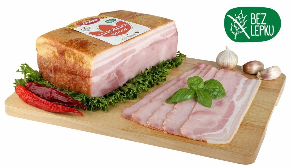 Staročeská slanina MP Krásno