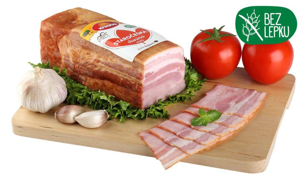 Staročeská slanina mini MP krásno
