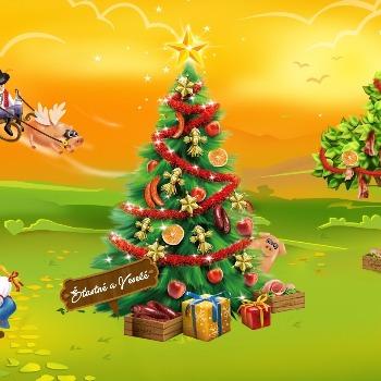 Vánoční nadílka plná chutí a vůní z MP Krásno