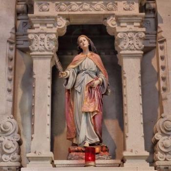 Svatá Lucie dává nejdelší noc