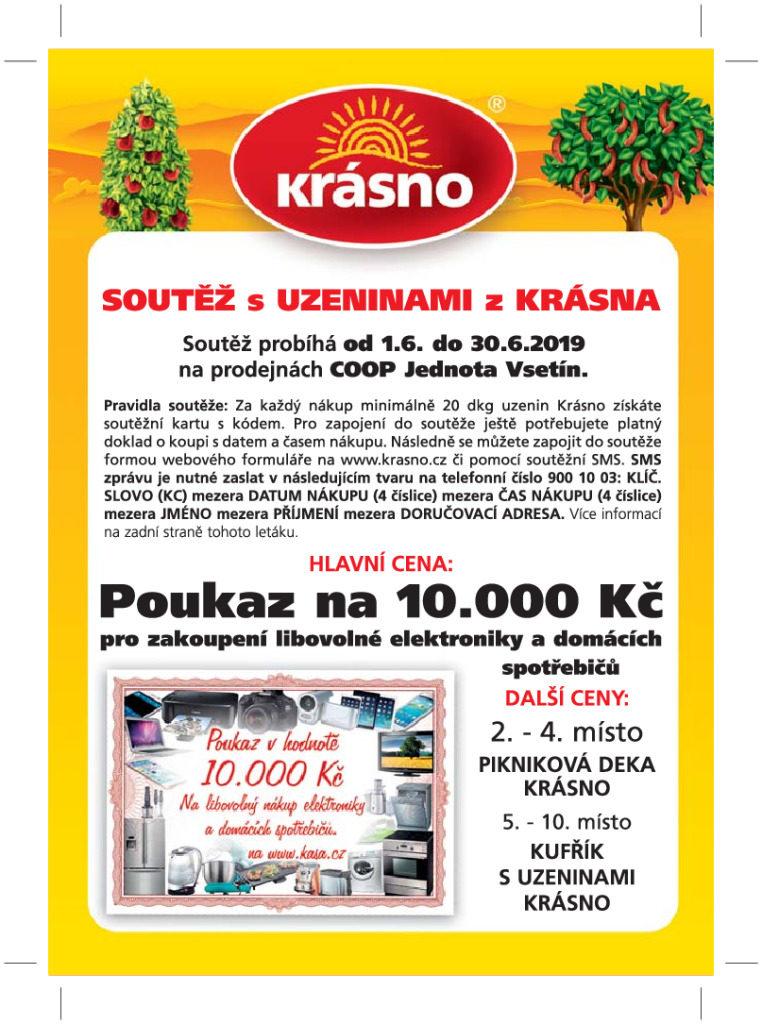 thumbnail of 2 leták A6 Vsetín 2019