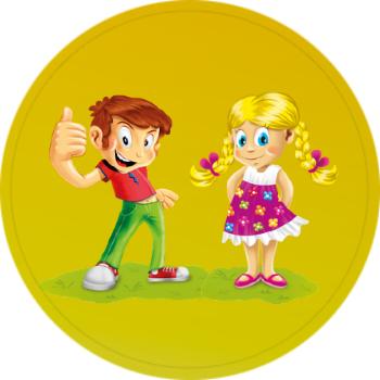 Amálka a Kája, poctivý rad údenín pre deti