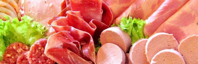Do vyvážené zdravé stravy patří i šunka