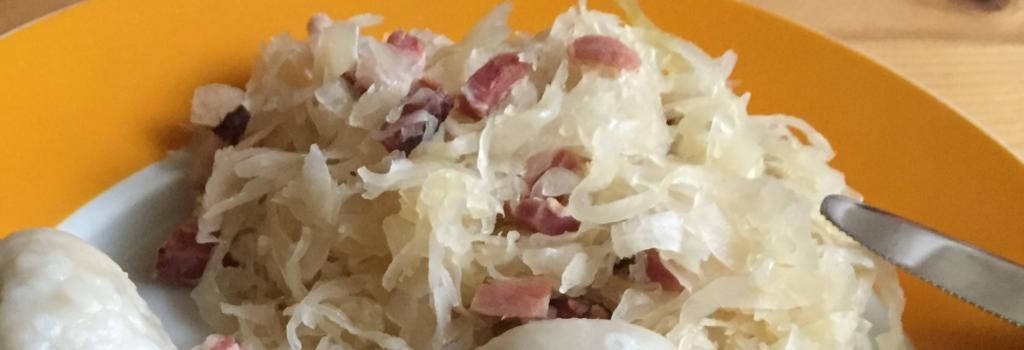 Recept na bílé zelí